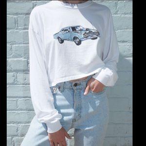 Brandy Melville car long sleeve